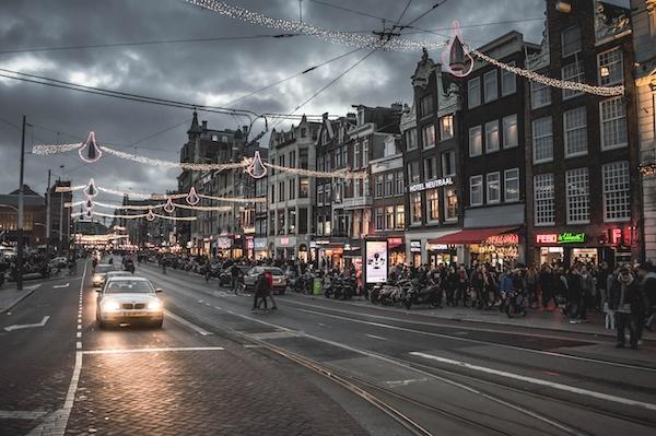 stadsverwarming amsterdam