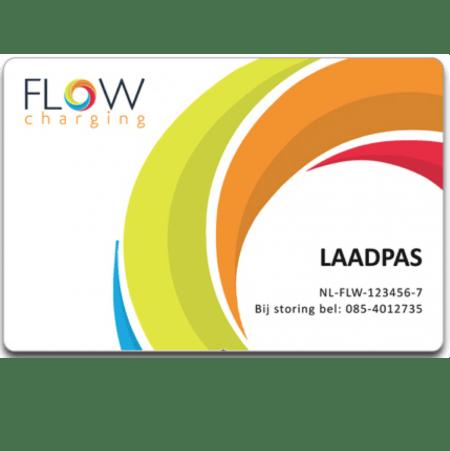 flowcharging laadpas
