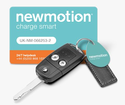 newmotion laadpas