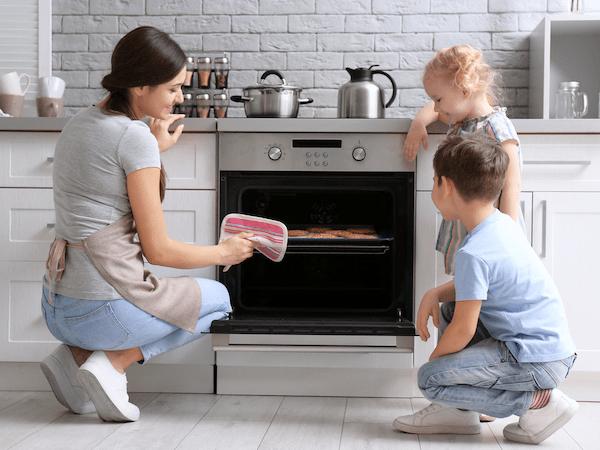 inductie kookplaat installeren aansluiten