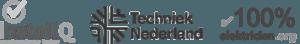 logo's erkende elektriciens